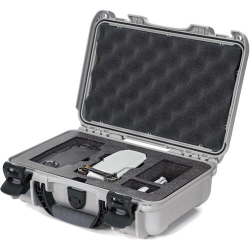 Nanuk 909 Case for DJI Mavic Mini (Silver)