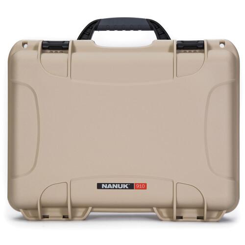 Nanuk 910 Case (Tan)