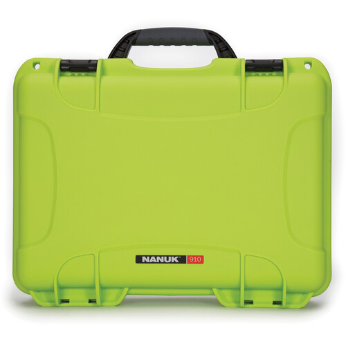 Nanuk 910 Case (Lime)