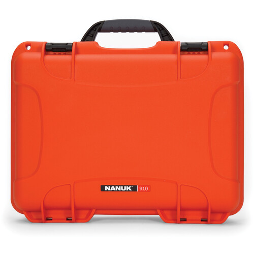Nanuk 910 Case (Orange)