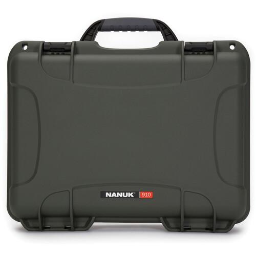 Nanuk 910 Case (Olive)