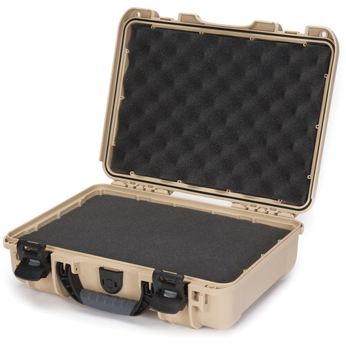 Nanuk 910 Case with Foam (Tan)