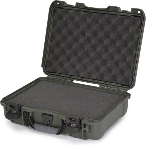 Nanuk 910 Case with Foam (Olive)
