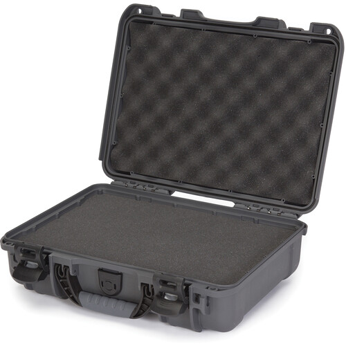 Nanuk 910 Case with Foam (Graphite)