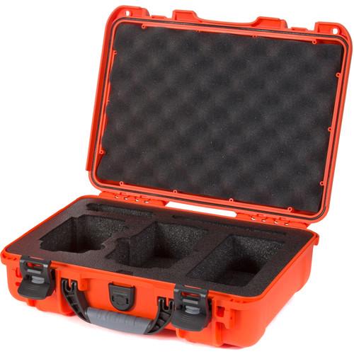 Nanuk 910 Waterproof Hard Case with Insert for DJI Mavic Air (Orange)