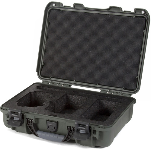 Nanuk 910 Waterproof Hard Case with Insert for DJI Mavic Air (Olive)