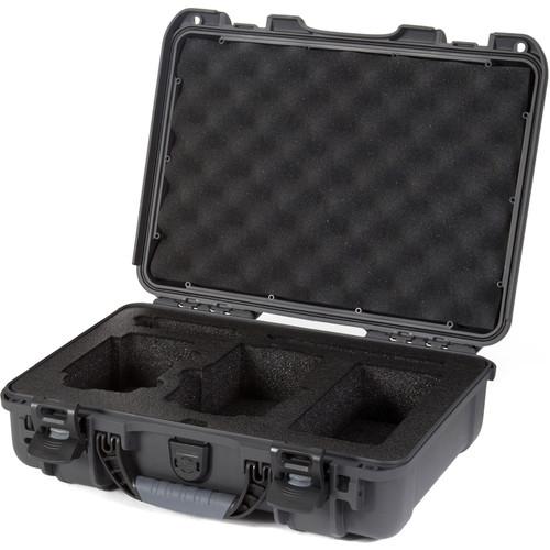 Nanuk 910 Waterproof Hard Case with Insert for DJI Mavic Air (Graphite)