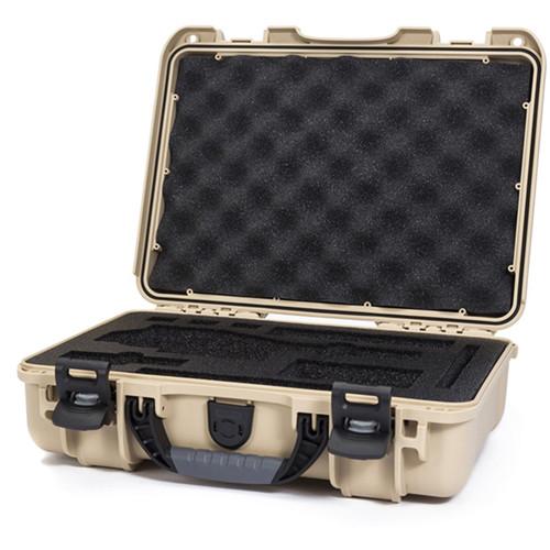 Nanuk 910 Waterproof Hard Case with Insert for DJI Osmo Series (Tan)