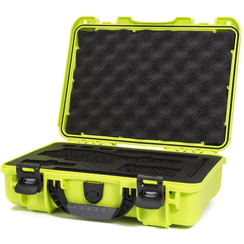 Nanuk 910 Waterproof Hard Case with Insert for DJI Osmo Series (Lime)