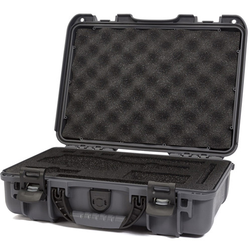 Nanuk 910 Waterproof Hard Case with Insert for DJI Osmo Series (Graphite)