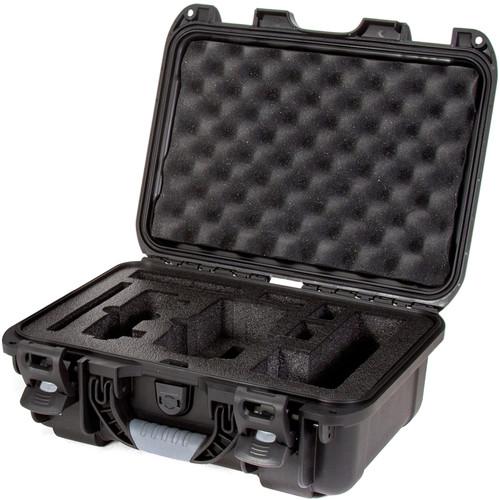 Nanuk 915 Waterproof Hard Case for DJI Mavic Air Fly More Combo (Black)