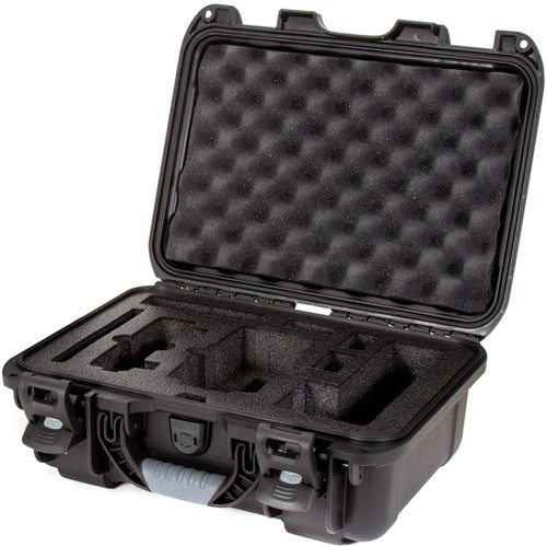 Nanuk 915 Waterproof Hard Case with Insert for DJI Mavic Air Fly More Combo (Black)