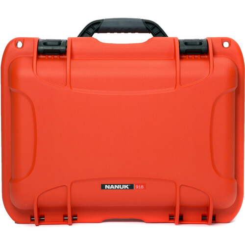 Nanuk 918 Case (Orange)