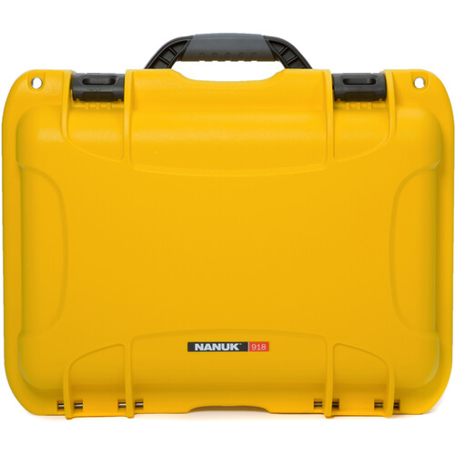 Nanuk 918 Case (Yellow)