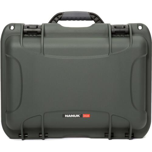 Nanuk 918 Case (Olive)