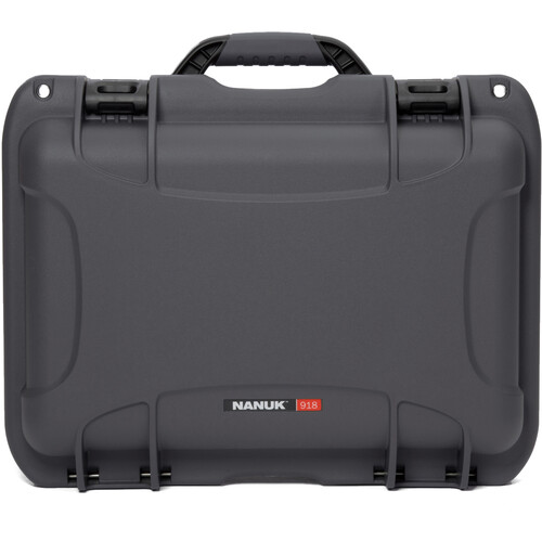 Nanuk 918 Case (Graphite)