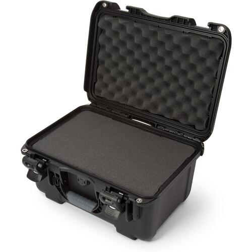 Nanuk 918 Case with Cubed Foam Insert (Black)