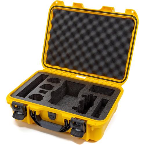 Nanuk 920 Hard-Shell Carrying Case for DJI Mavic 2 Pro & Zoom (Yellow)