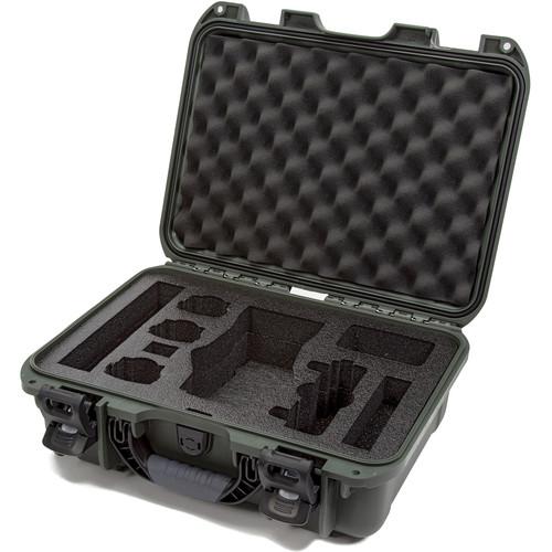 Nanuk 920 Hard-Shell Carrying Case for DJI Mavic 2 Pro & Zoom (Olive)