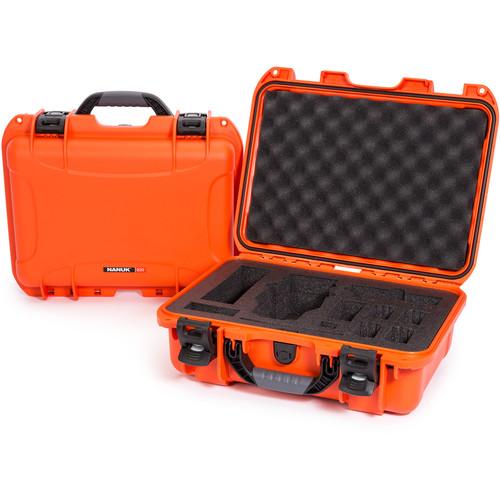 Nanuk 920 Waterproof Hard Case for DJI Mavic (Orange)