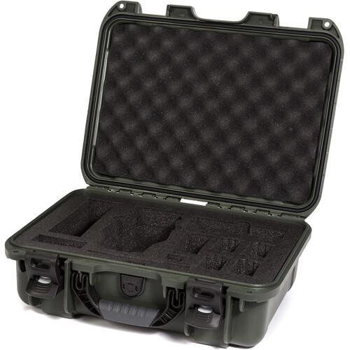 Nanuk 920 Waterproof Hard Case for DJI Mavic (Olive)