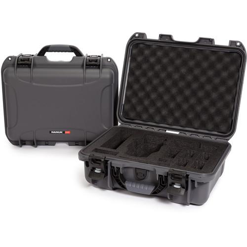 Nanuk 920 Waterproof Hard Case for DJI Mavic (Graphite)