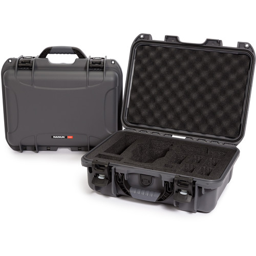 Nanuk 920 Waterproof Hard Case for DJI Mavic (Graphite)