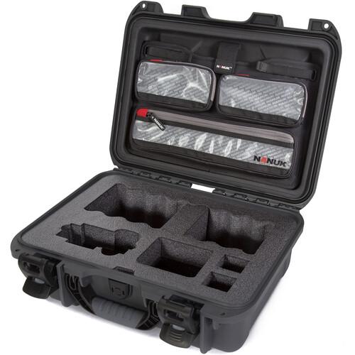 Nanuk 920 Case for Sony a7R Camera (Graphite)