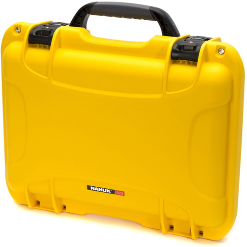 Nanuk 923 Protective Case (Yellow)