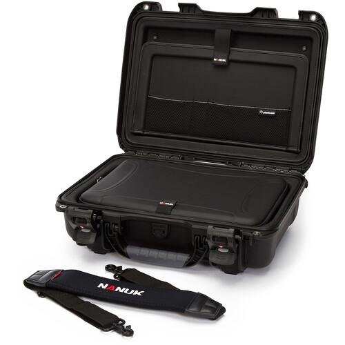 """Nanuk 923 15"""" Laptop Case (Black)"""