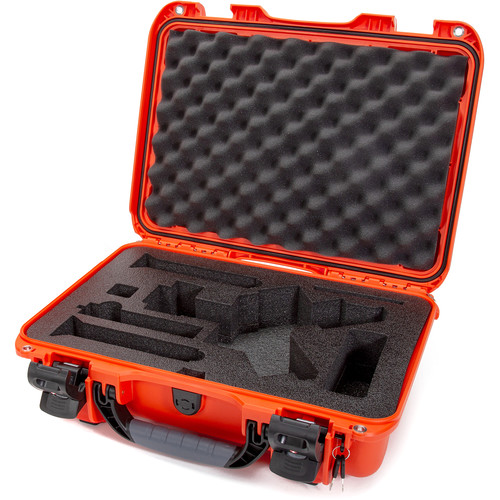 Nanuk 923 Case for DJI Ronin-S Gimbal (Orange)