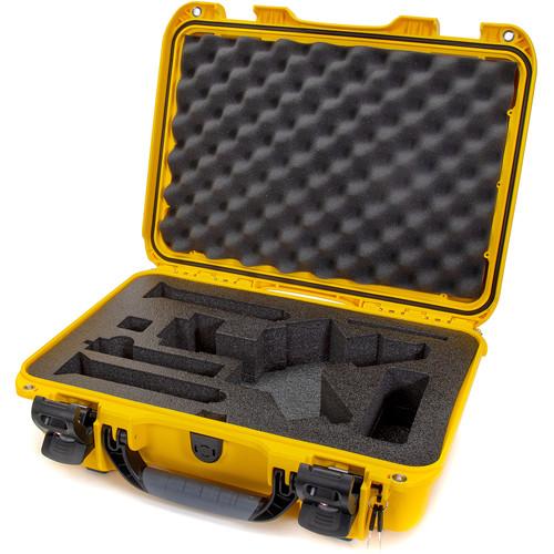 Nanuk 923 Case for DJI Ronin-S Gimbal (Yellow)