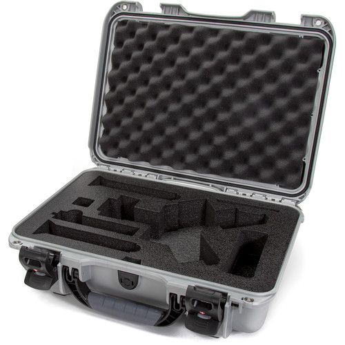 Nanuk 923 Case for DJI Ronin-S Gimbal (Silver)