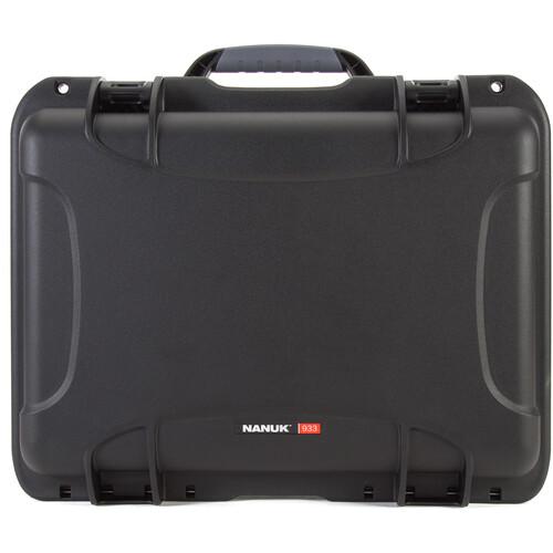 Nanuk 933 Protective Equipment Case (Black)