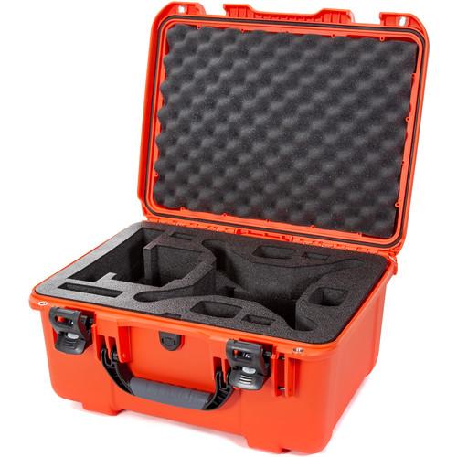 Nanuk 933 Hard-Shell Travel Case for DJI Phantom 4 Drones (Orange)