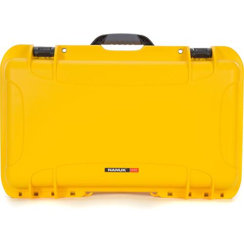 Nanuk Protective 935 Case (Yellow)