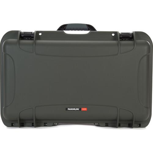 Nanuk Protective 935 Case (Olive)