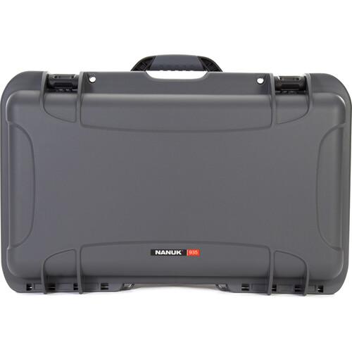 Nanuk Protective 935 Case (Graphite)