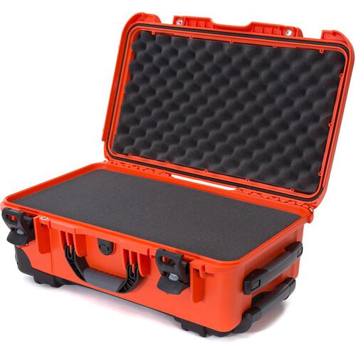 Nanuk Protective 935 Case with Foam (Orange)