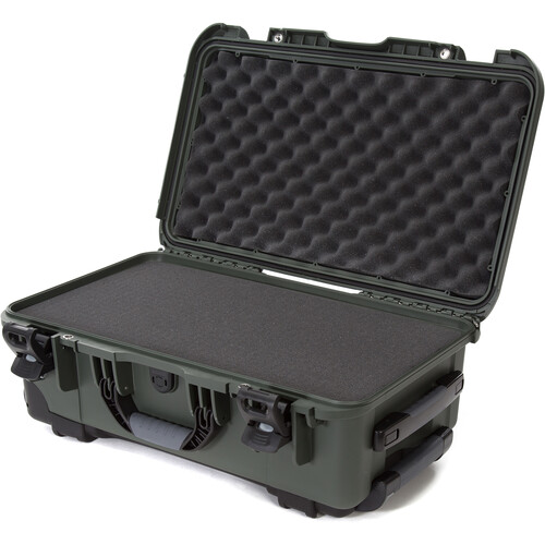 Nanuk Protective 935 Case with Foam (Olive)