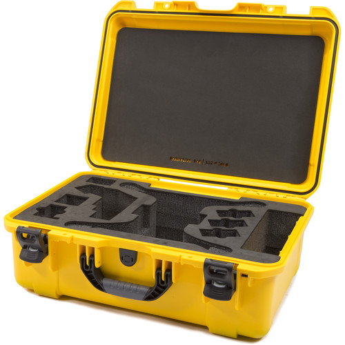 Nanuk 940 Waterproof Hard Case for 3DR Solo (Yellow)