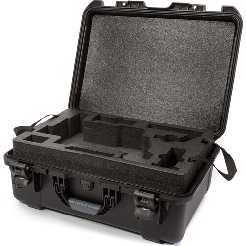 Nanuk Case with Foam Insert for DJI Ronin-M (Black)