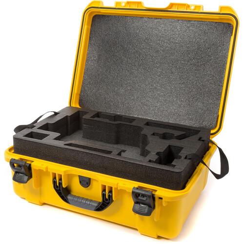 Nanuk 940 Waterproof Hard Case for DJI Ronin-M (Yellow)
