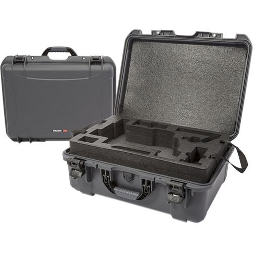 Nanuk 940 Waterproof Hard Case for DJI Ronin-M (Graphite)