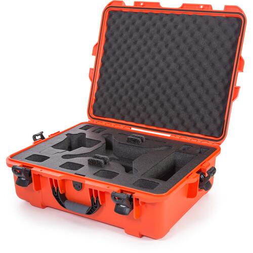 Nanuk 945 Waterproof Hard Case for DJI Phantom 4/4 Pro/4 Pro+ & Phantom 3 (Orange)