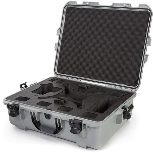 Nanuk 945 Watertight Hard Case for DJI Phantom (Silver)