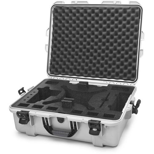 Nanuk 945 Case for DJI Phantom 3 (Silver)