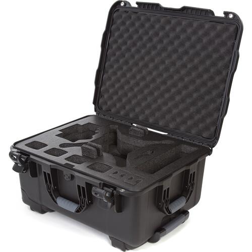 Nanuk 950 Waterproof Hard Case with Wheels for DJI Phantom 4/4 Pro/4 Pro+ & Phantom 3 (Black)