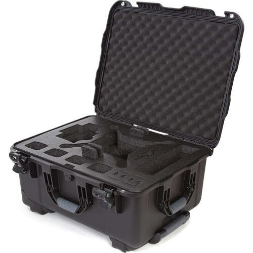 Nanuk 950 Waterproof Hard Case with Wheels for DJI Phantom 4/4 Pro/4 Pro+ & Phantom 3 (Black)