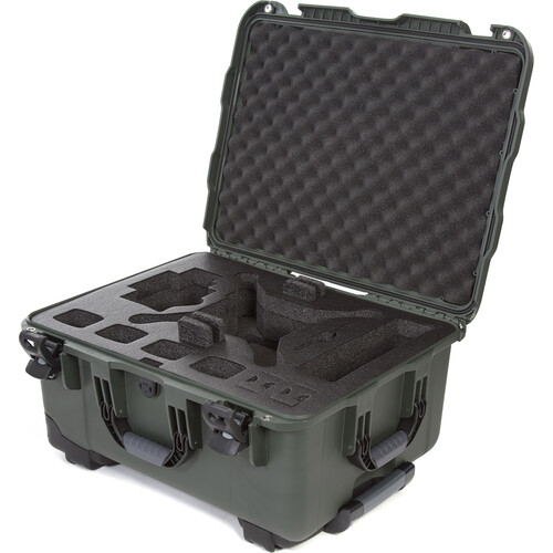 Nanuk 950 Watertight Hard Case for DJI Phantom (Olive)